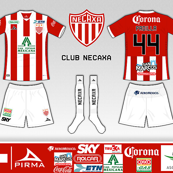 Club Necaxa Home