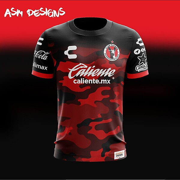 Club Tijuana Charly 2018 Home Kit