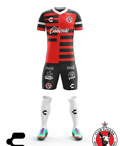 Club Tijuana Charly 2018 kit