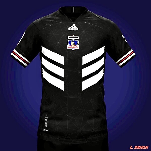 Colo-Colo x Adidas (Away) prototype kit