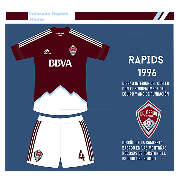 Colorado Rapids Home