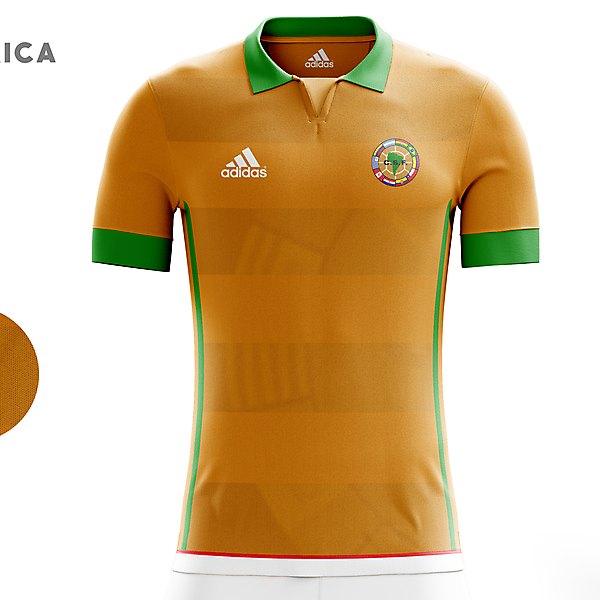 CONMEBOL Team Kit Design