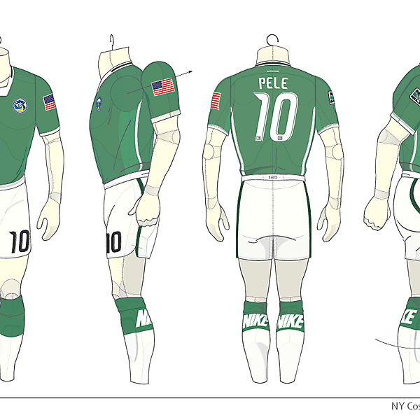 New York Cosmos Away