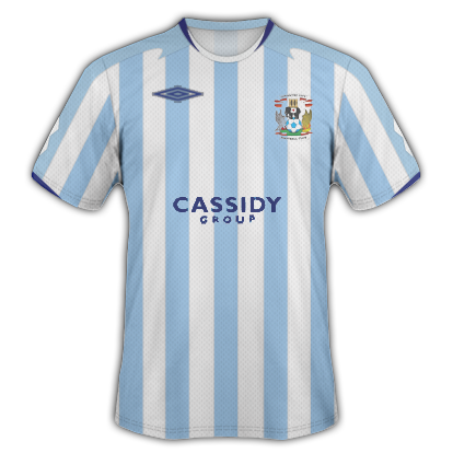 Coventry City Home