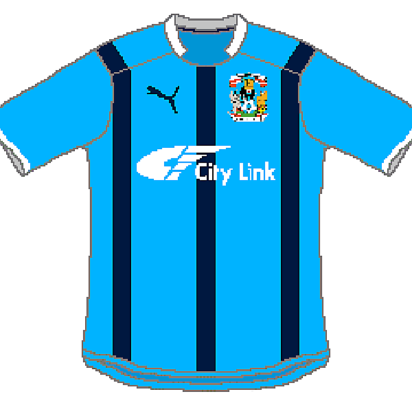 Coventry City Puma Home
