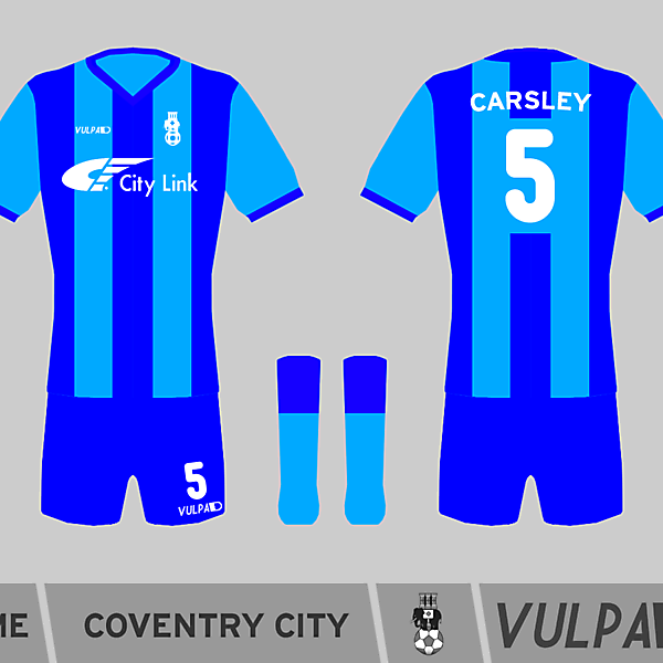Coventry Home Kit