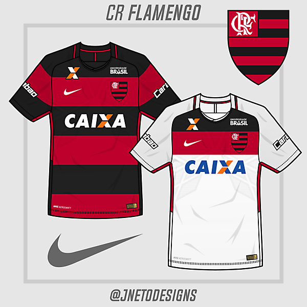 CR Flamengo - @jnetodesigns