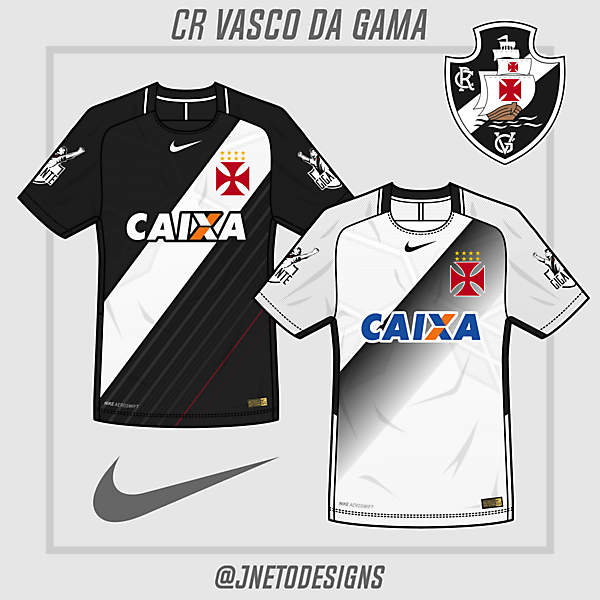 CR Vasco da Gama - @jnetodesigns
