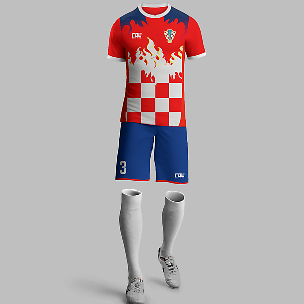 Croacia On Fire