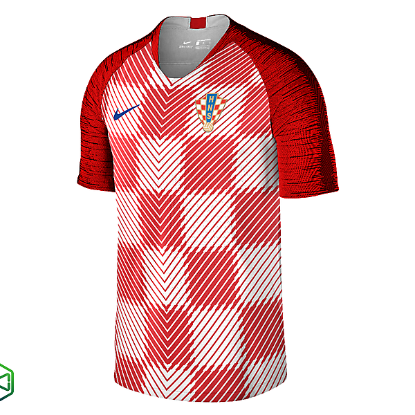 croitia home kit