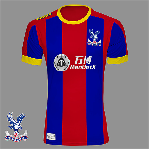 Crystal Palace home