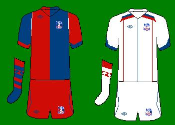 Umbro Crystal Palace