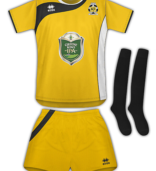 Cambridge UTD Fantasy Home Kit