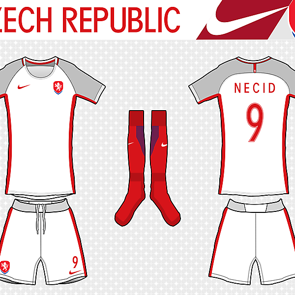 Czech Republic - Away