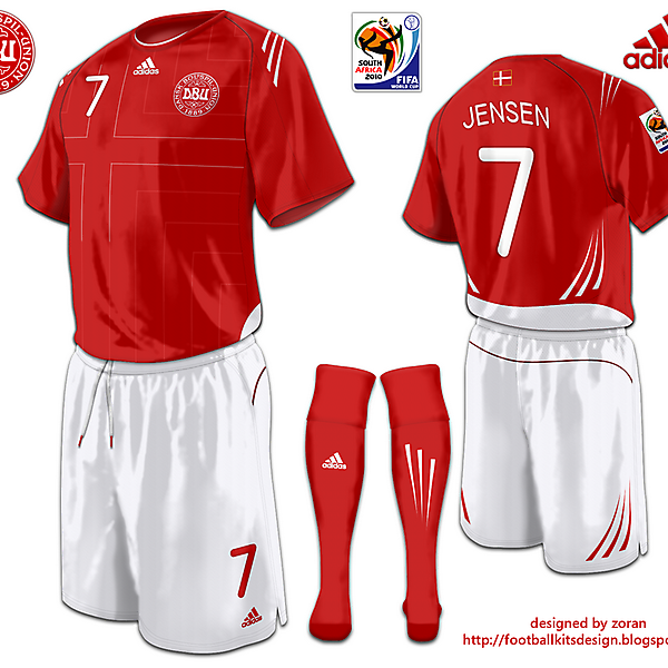 Denmark World Cup fantasy home
