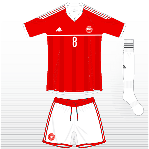 Denmark Home Kit