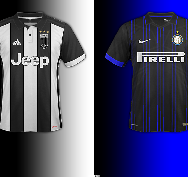 Derby D'Italia Battle Kit