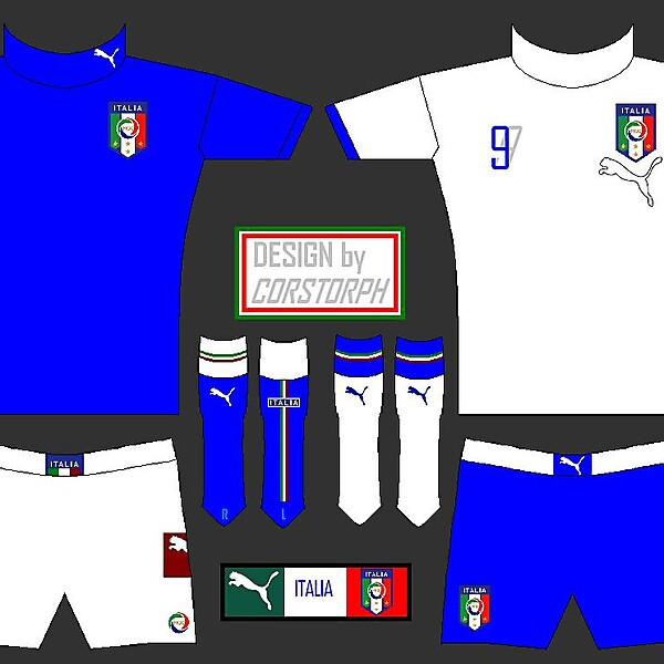 Italy Home and Away