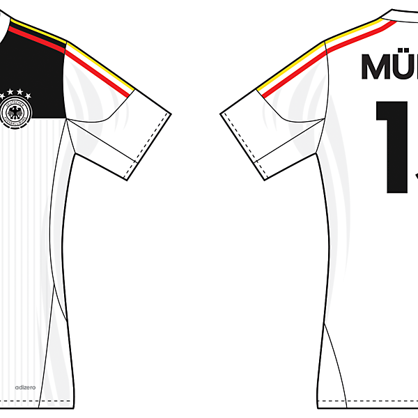 DFB - Germany national team - Home kit