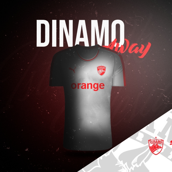 Dinamo Bucharest x Puma - Away