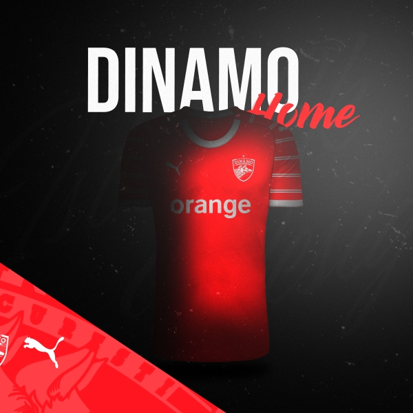 Dinamo Bucharest x Puma - Home