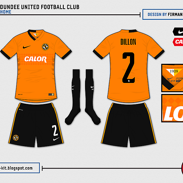 Dundee United F.C. Home