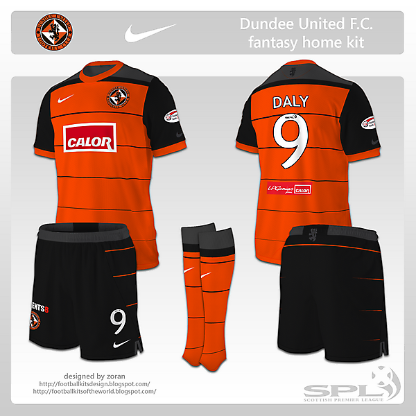 Dundee United F.C. fantasy home