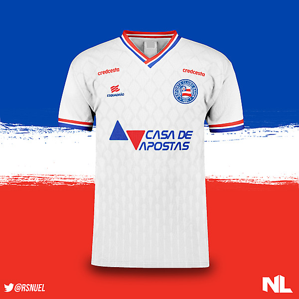 EC Bahia - Away Kit Concept