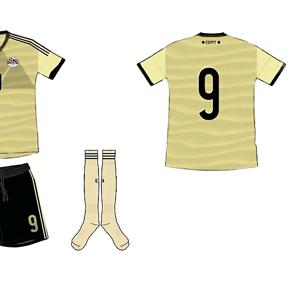 Egypt Away Kit