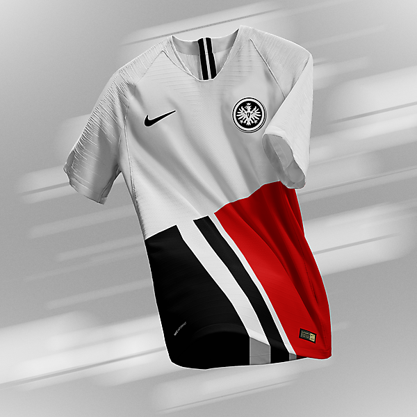 Eintracht Frankfurt - Away Kit