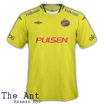 Elfsborg Umbro Fantasy Kit by The Ant