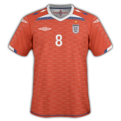 England Away Shirt