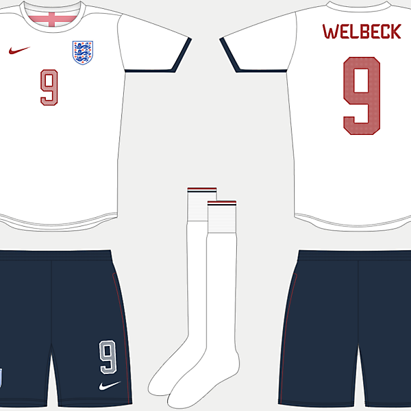 England home shirt - Nike