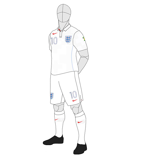 England Home 2014 WC