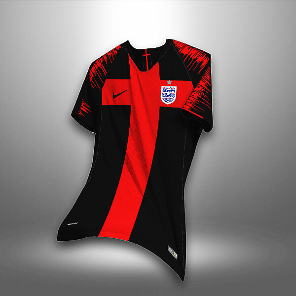 England Third Kit Concept