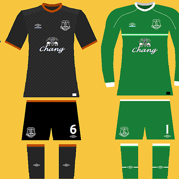 Everton concept kit