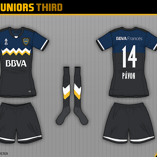 Fantasy - Boca Juniors - Third