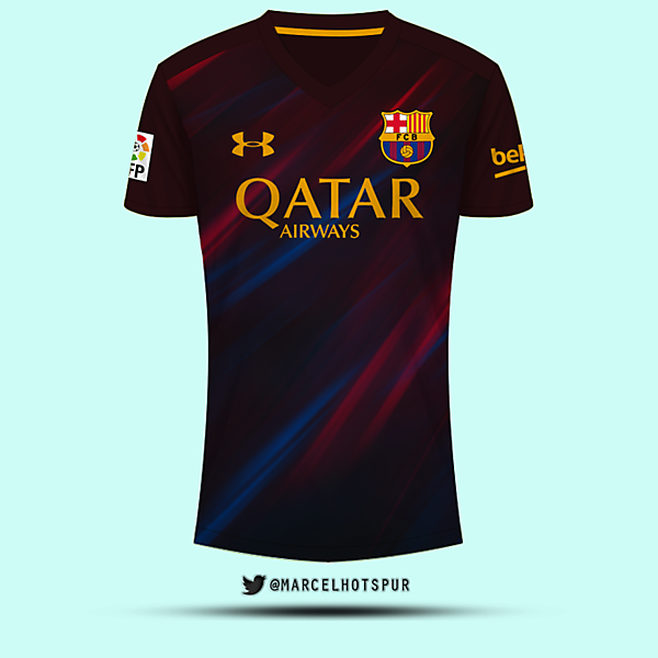 FC Barcelona - Third Kit