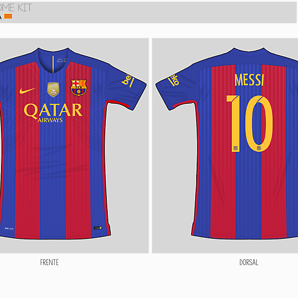 FC Barcelona / home kit ?