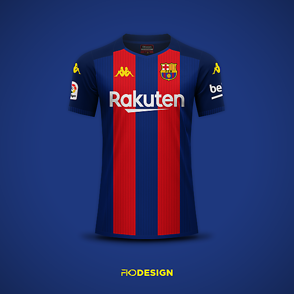 FC Barcelona | Kappa | Home | Inspired by 2016-17