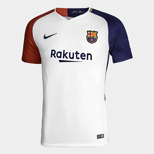 FC Barcelona Away Shirt