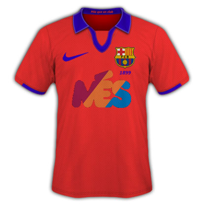 FC Barcelona Alternate