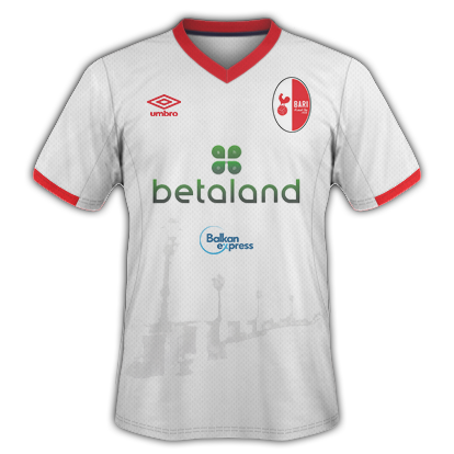 FC Bari Kit sponsor disposition 1