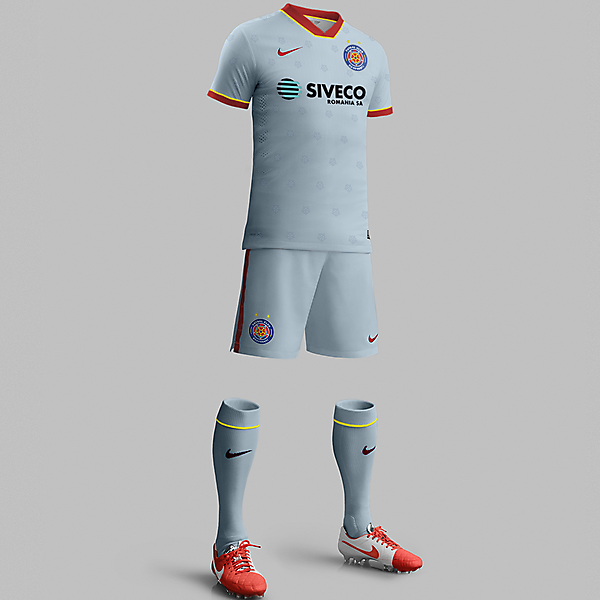 FC Bucuresti kit concept away