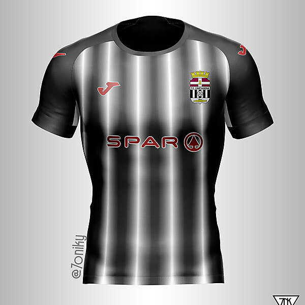 FC Cartagena home by @7oniky