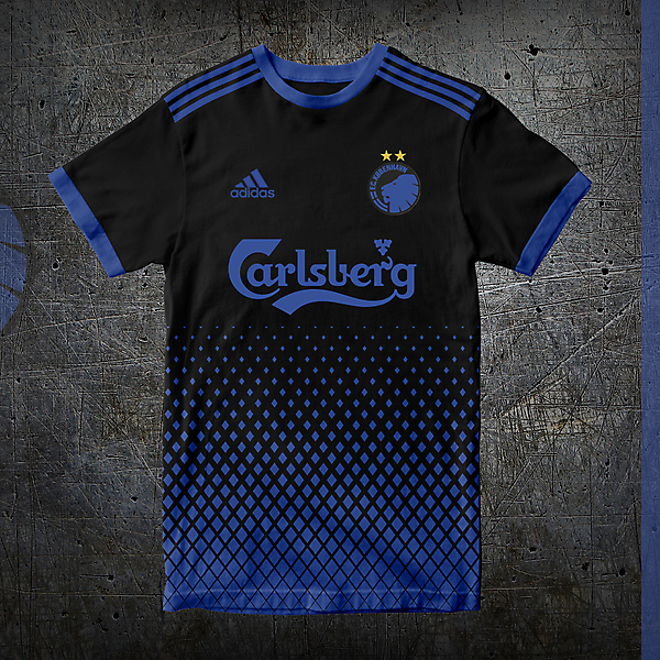 FC Copenhagen Away Shirt