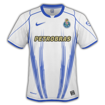 FC Porto 2010/11 Away Shirt