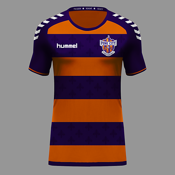 FC Pune City - Hummel Home Kit