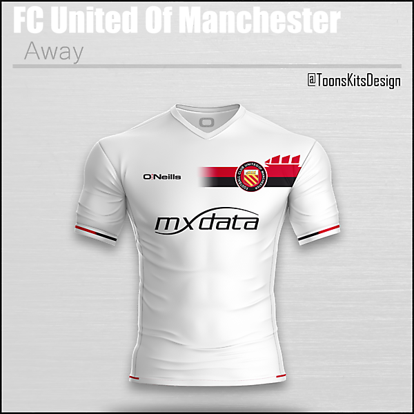 FC United Of Manchester Away