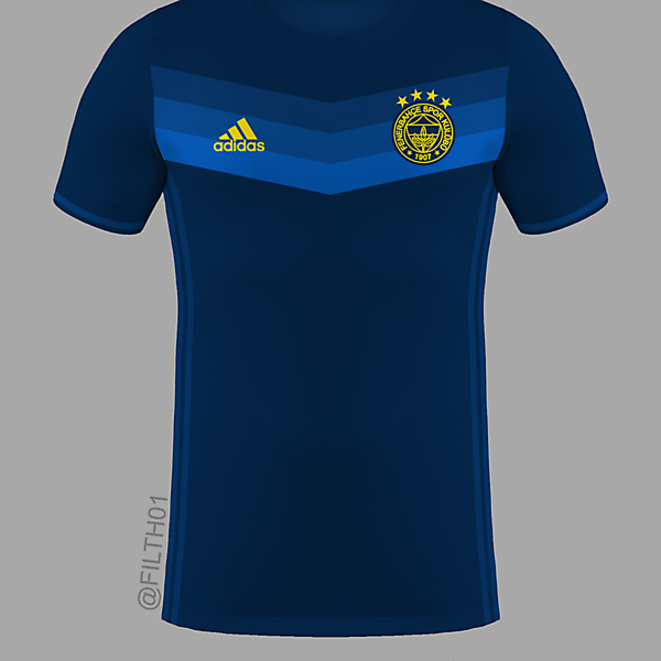 Fenerbahçe Away (Inspired by Houston Dynamo)